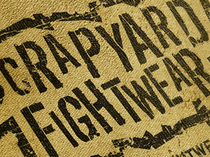 Scrapyard Fightwear Logo