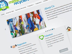 Midland Recyclers Website