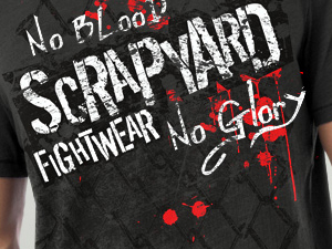 Scrapyard Fightwear Tees