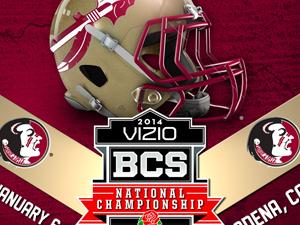 2014 BCS National Champions Mug