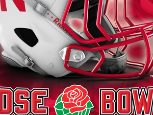 Nebraska 2013 Rose Bowl Mug