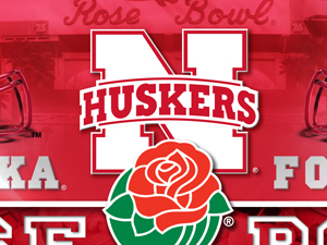 Nebraska 2013 Rose Bowl Mug v2