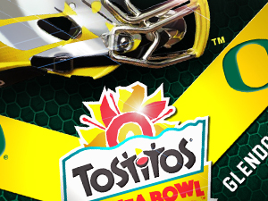 Oregon Ducks 2013 Fiesta Bowl Mug