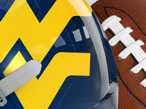 West Virginia Football Mug