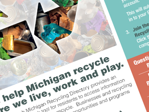 DEQ Recyclesearch Flyer